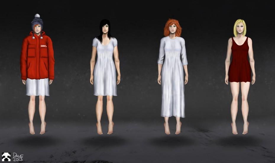 character design batch1